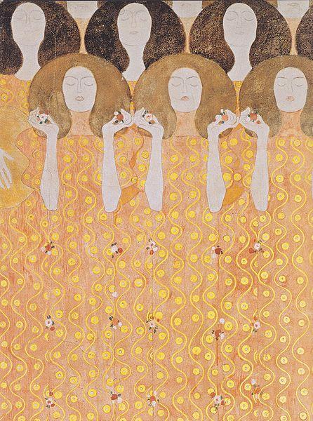 446px-Klimt_-_Chor_der_Paradiesengel.jpeg